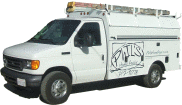 Phil's Home Repair Van